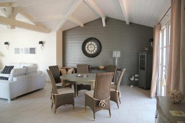 maison de 150m2 la flotte en r nos r alisations delrieu. Black Bedroom Furniture Sets. Home Design Ideas