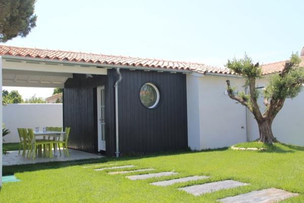 Villa sur lIle de Ré  Nos réalisations  Delrieu
